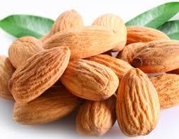 Las almendras, alimentos ricos en calcio y vitamina E
