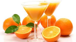 Las naranjas, alimentos ricos en calcio