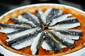 Las sardinas - fuente de proteína