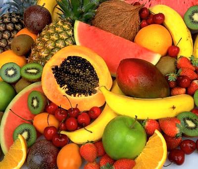 frutas con vitaminas naturales