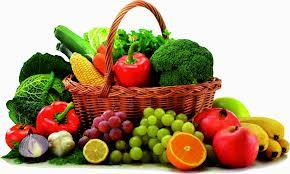 frutas y verduras, vitaminas naturales